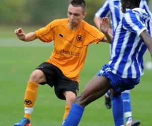 Wolves academy player
